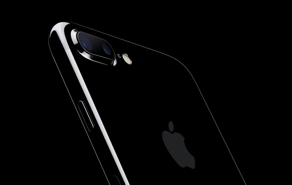 128G亮黑版iPhone7减价近800元,iPhone茫然了