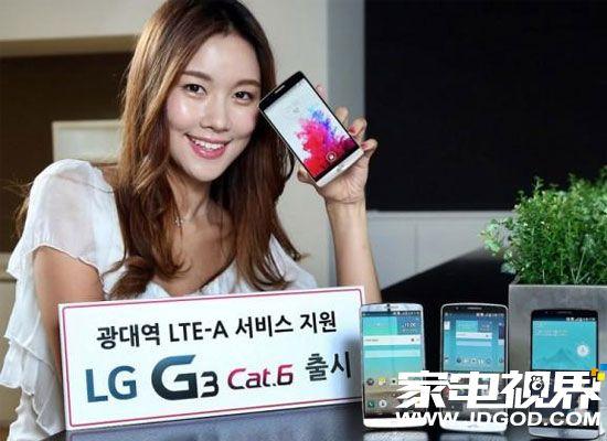 向三星学习培训 LG公布骁龙805高配版LG G3