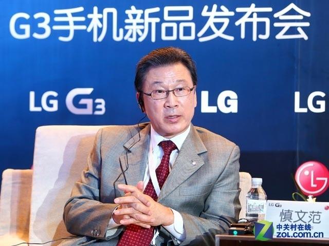 采访LG高层住宅:G3八月底三大4g版本号全发布