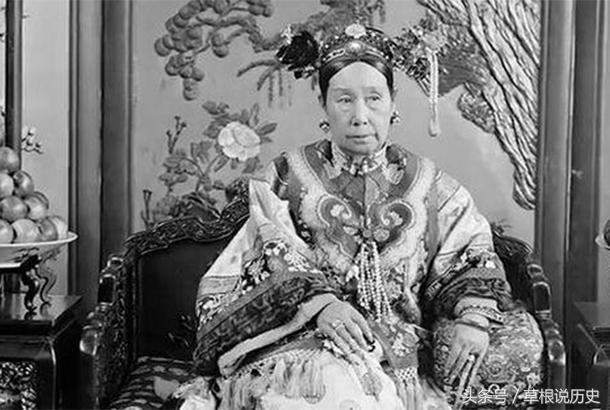 慈禧墓被盗后尸骨图 这是清朝最恐怖的老照片