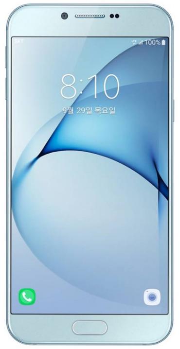 三星Galaxy A8 2016公布,7420CPU 3GB运行内存