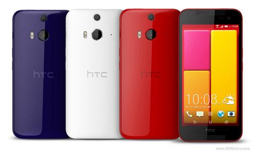 HTC对于亚洲地区销售市场 公布新Butterfly 2
