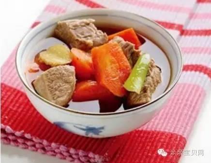 孕期八个营养汤,争取每个月都吃一次~ 孕妇菜谱做法 第7张