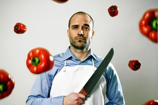 男人下厨房有利健康
