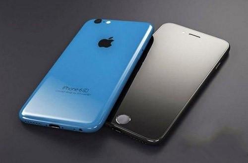和iphone7一起公布的也有iphone7C:4英寸屏八百万清晰度摄像镜头