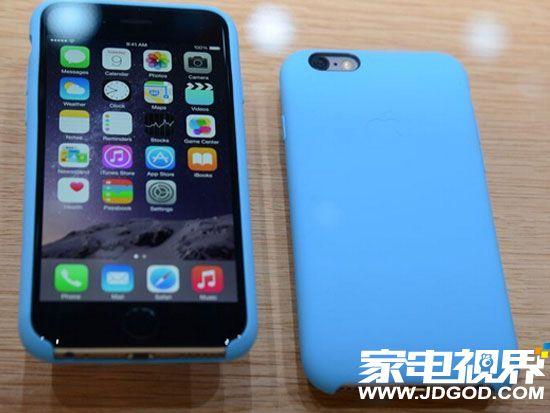 要买就买大的 提议果粉选购iPhone 6 Plus