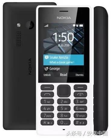 Nokia重归首作可怕公布,续航力长达 1 月!