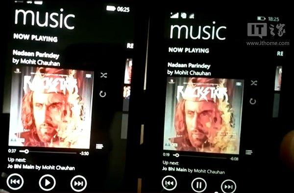 Lumia530和Lumia525之音色比照、显示屏测评