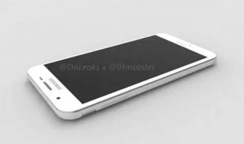 三星新款J7手机上曝出 外型大转变!