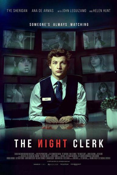 夜班服务员 The Night Clerk