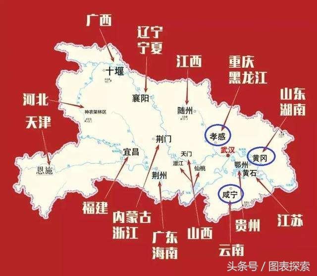 湖北省孝感市,因董永孝感动天得名,三所大学全部命名湖北!