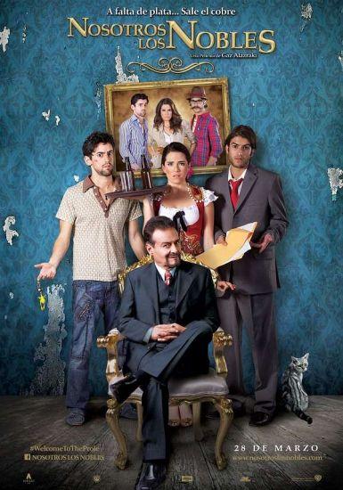 我们是贵族 2013墨西哥喜剧 BD1080P.高清下载