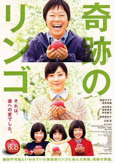 2013日本高分家庭《奇迹的苹果》BD1080P.日语中字