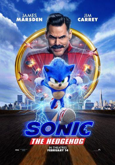 刺猬索尼克 Sonic the Hedgehog