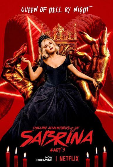 萨布丽娜的惊心冒险第三季全集 2020.HD720P 迅雷下载