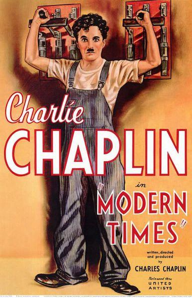 1936卓别林经典电影《摩登时代》HD720P 高清下载