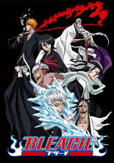 2004日本高分动漫《死神 TV+OVA+剧场版  》HD720P 迅雷下载