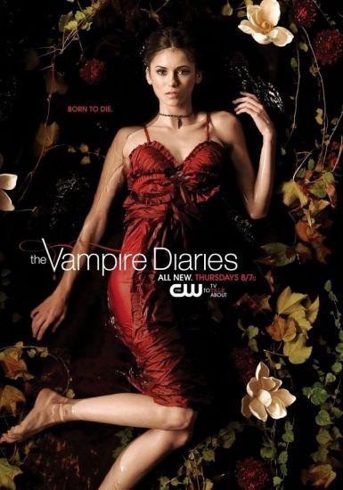 吸血鬼日记第二季全集 2010美剧 HD720P 迅雷下载
