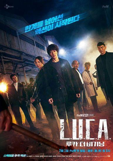 LUCA:起源 2021韩剧 HD720P 迅雷下载