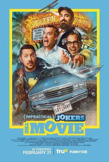 好友互整大电影 Impractical Jokers: The Movie