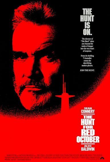 1990高分动作冒险《猎杀红色十月》BD1080P.国英双语.中英双字