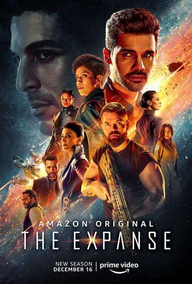 苍穹浩瀚/无垠的太空第五季全集 2020.HD720P 迅雷下载