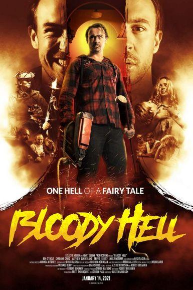 2020美国惊悚恐怖《血腥地狱/我了个艹》HD1080P.中英双字