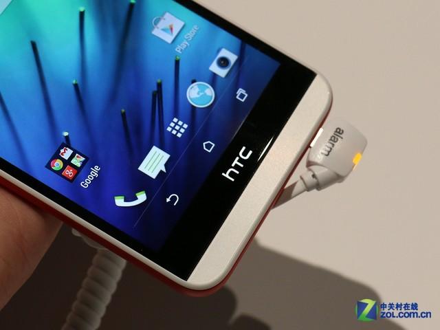 拼色外壳触感出色 HTC Desire EYE免费试玩