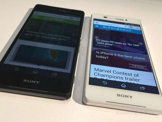 订制版sonyXperia Z3登录英国,增加无线快速充电技术