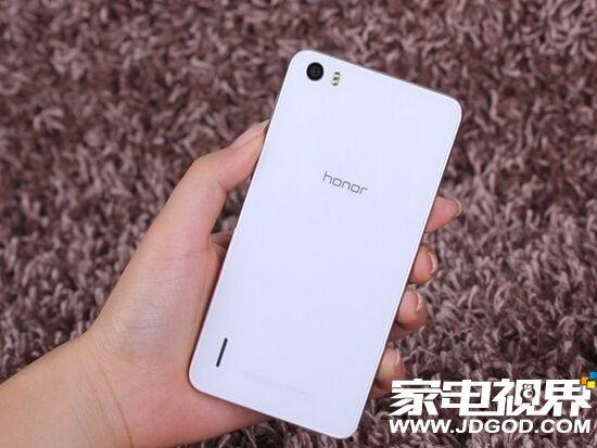 2000元手机上市场需求惨忍 荣耀6已卖了二百万台