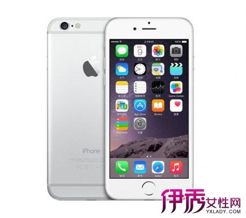 iphone6配备主要参数详细说明及外型剖析