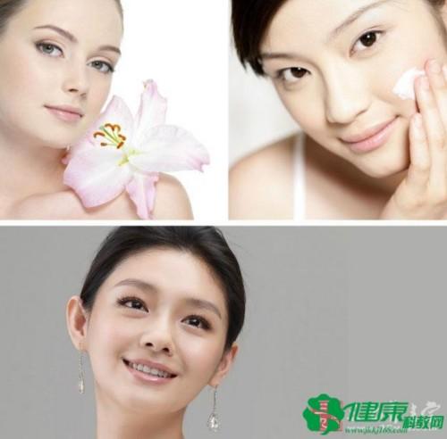 美容护肤知识 美白4步轻松搞定 美容美白 第1张