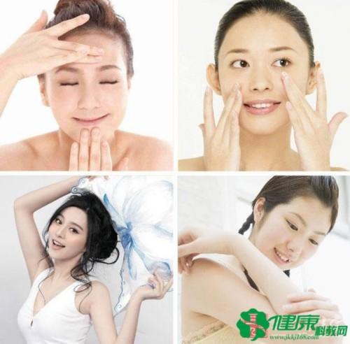 美容护肤知识 美白4步轻松搞定 美容美白妙招 第4张