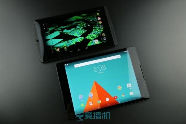 迈进64位 Google Nexus 9上手体验