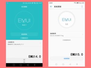 成长只求更幸福,EMUI4.0 vs EMUI5.0