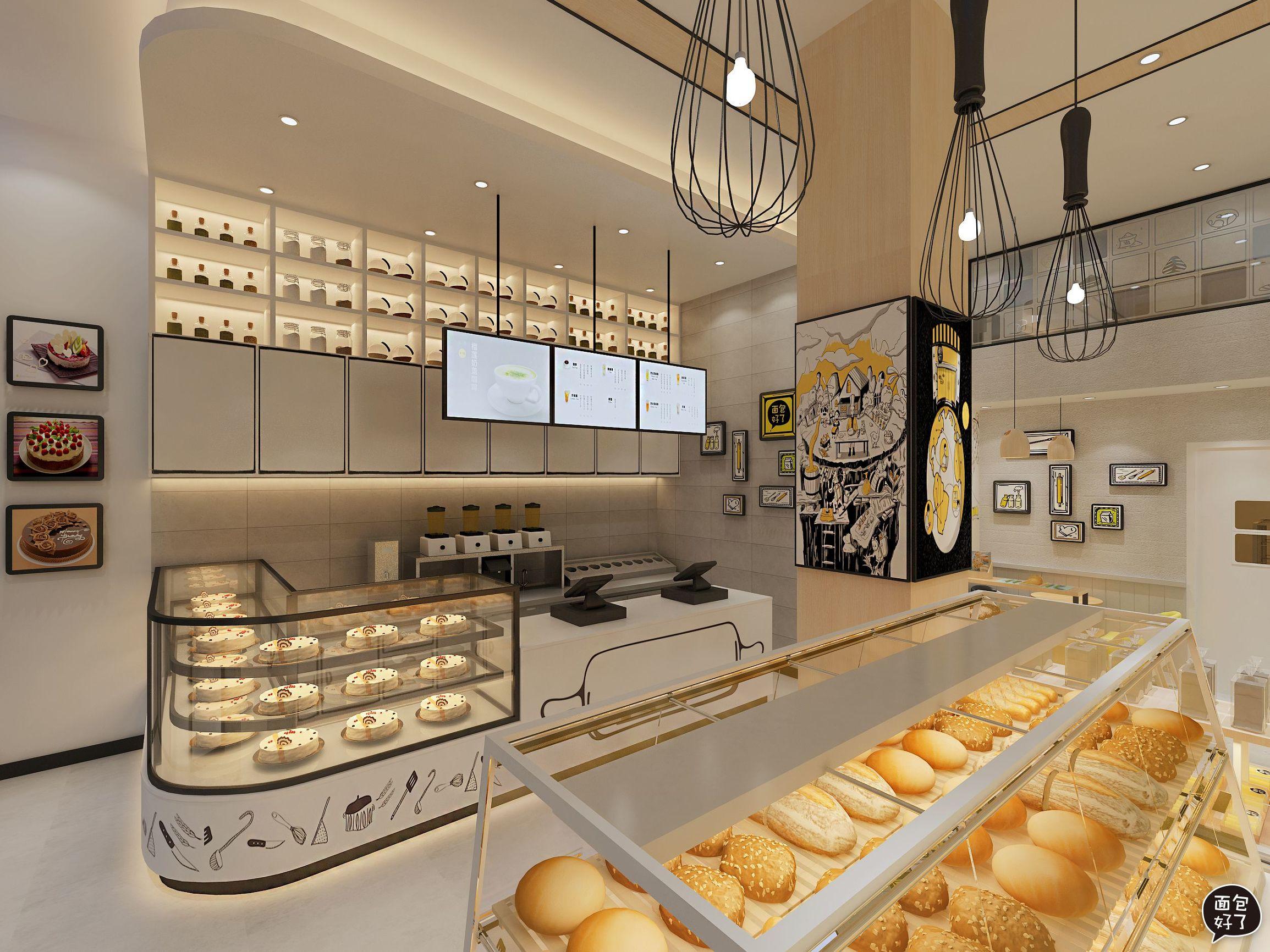 著名蛋糕店加盟1品牌面包好了,解密蛋糕加盟行业内幕