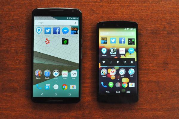 Nexus 6 深层测评:续航力与外型突显但总体上难称震撼
