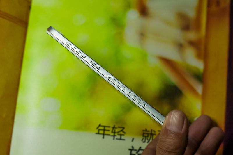 平价显尊贵:4G四核超薄金属身 华为G7来袭