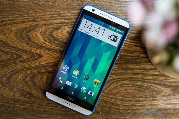炫彩新贵 HTC Desire 820评测