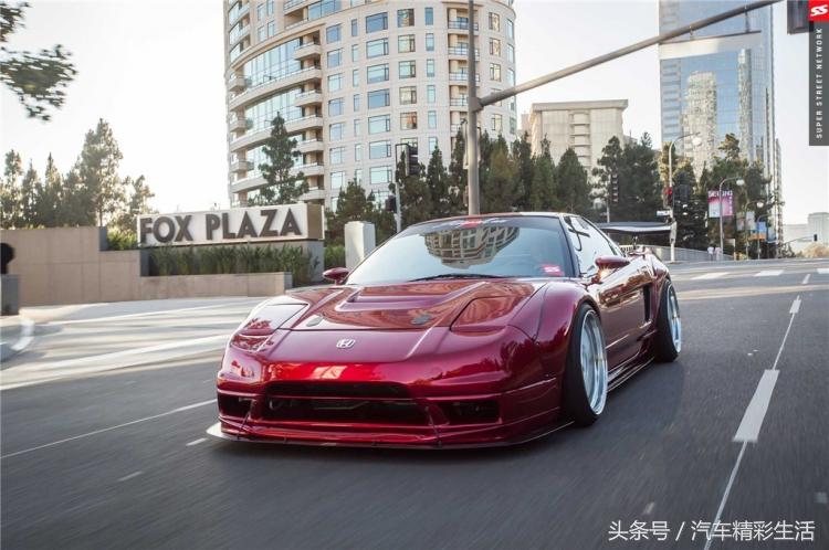 来自东瀛的法拉利日本殿堂级跑车NSX!
