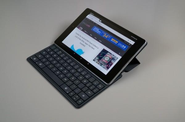 键入感受顺畅 Nexus 9保护壳入门视頻