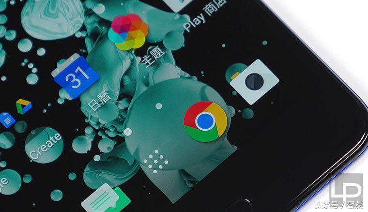 HTC U Ultra宝石蓝实机拆箱图赏