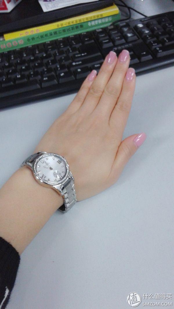Bulova 宝路华 Accutron 臻创 63R001 女款腕表