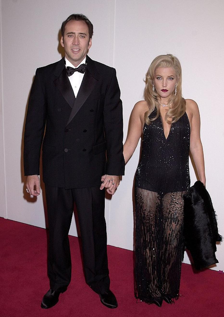 猫王女儿:4段婚姻4次离婚,迈克尔跟凯奇都是她前夫,如今怎样了