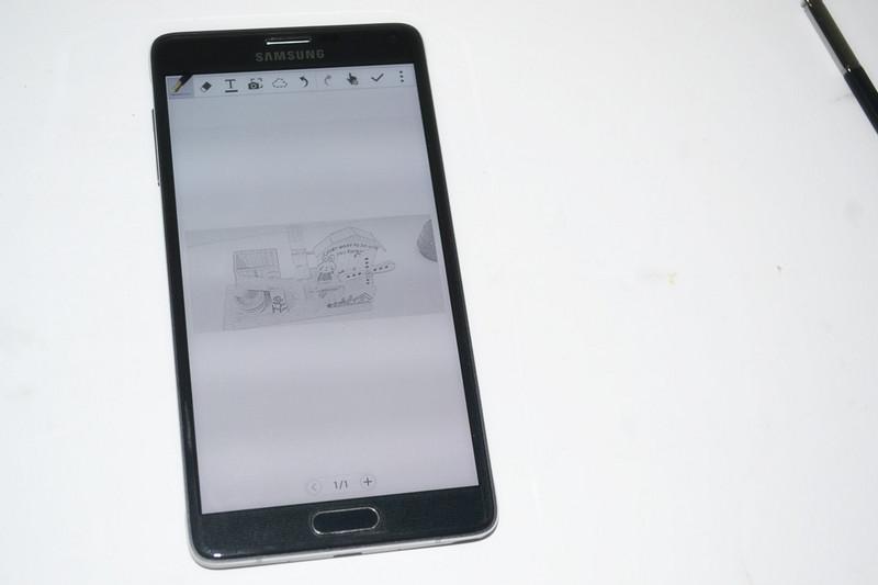最强安卓旗舰三星Note4一月真实体验