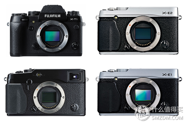 最高达22项升级:Fujifilm 博仕 释放 X-T1 等4款型号的新版本固定件