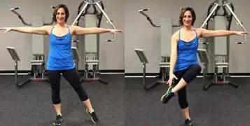 健身运动健身课堂教学|大腿根处根处的五个训练姿势