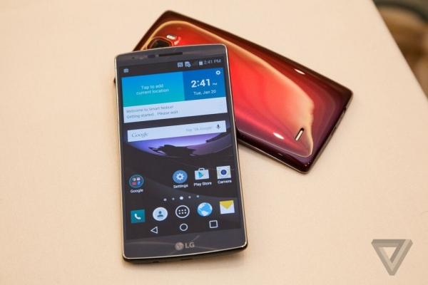 先发骁龙810 LG G Flex 2宣布公布