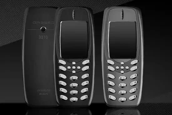 Nokia被俄罗斯手机蹭情结,3310限定3310台,市场价2万!