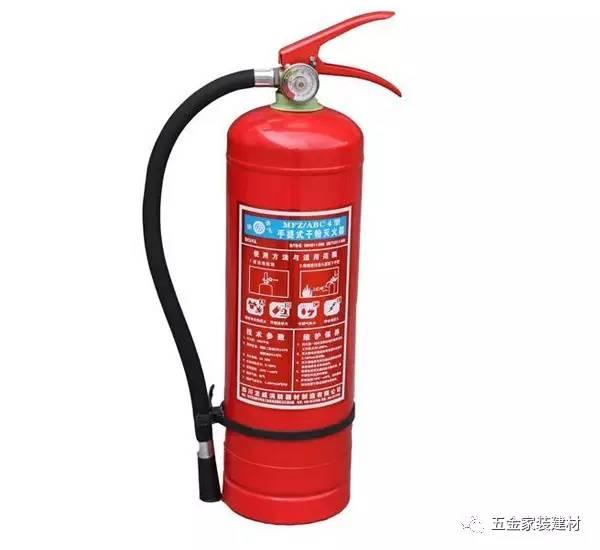 干粉熄灭器有用期是多久 干粉熄灭器多久搜检一次